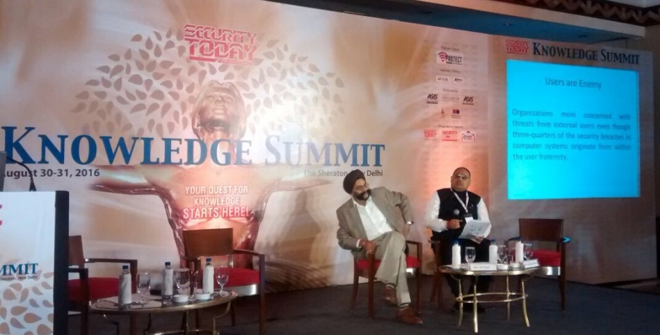 """Shri Sandeep Mittal, IPS, Director-in-Charge and Deputy Inspector General of Police has Chair the Session on 31/08/2016 from 1240 to 1320 Hrs. on """"Collecting Digital Forensics-Social Media, Web Sites, and Cloud Services"""" during Security Today Knowledge Summit 2016"""