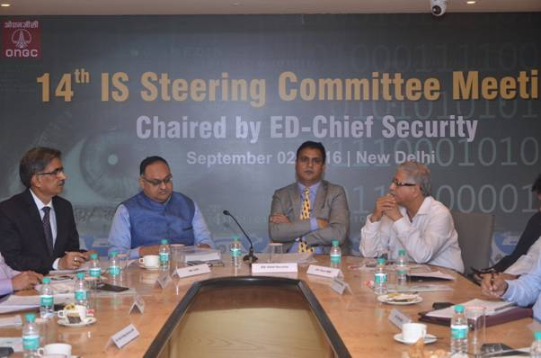 Shri Sandeep Mittal, IPS, address 'the 14th IS Steering Committee Meeting'