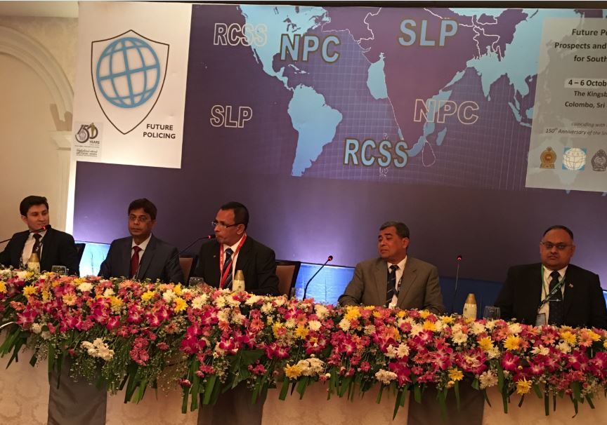 Sh.Sandeep Mittal, IPS along with other participants during the conference.