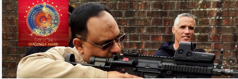 Dr. Sandeep Mittal, IPS
